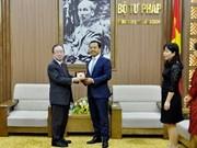 Approfondissement de la coopération Vietnam - République de Corée