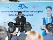 Bangkok Airways ouvrira une ligne directe Hanoi – Chiang Mai en mars