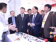 Ouverture de la Factory Network Asia Business Expo 2018 à Hanoï