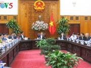 Réunion du Conseil de compétitivité