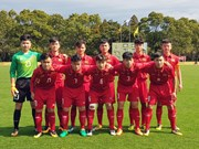 Le Vietnam se qualifie pour la finale du tournoi de football junior Japon-ASEAN