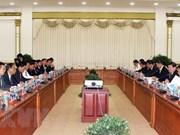 Ho Chi Minh-Ville et Phnom Penh resserrent leur coopération