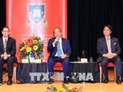 Le PM Nguyen Xuan Phuc visite l'Université de Waikato (Nouvelle-Zélande)