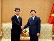 La JBIC continue de financer des projets d'infrastructure et d'énergie au Vietnam