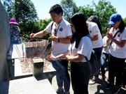 Cérémonie en mémoire des 50 ans du massacre de My Lai