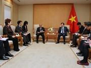 Le Vietnam crée des meilleures conditions aux entreprises japonaises