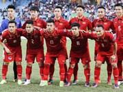 Football: le Vietnam est toujours la 1er formation en Asie du Sud-Est