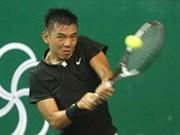 Tennis : Ly Hoang Nam termine deuxième d'un tournoi en Inde