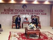 Audit : le Vietnam et la Malaisie renforcent  le partage d'expériences professionnelles