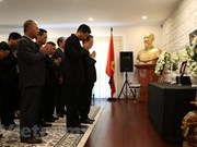 Hommage à l'ancien PM Phan Van Khai dans plusieurs pays