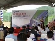 Mise en chantier d'un projet de hautes technologies à Da Nang