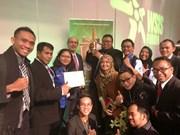 L'Indonésie remporte 12 prix au forum 2018 du Sommet mondial sur la société de l'information