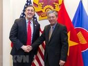 Vietnam-Etats-Unis : renforcement de la coopération entre les deux Croix-rouge