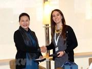 La présidente de l'AN achève sa participation à l'UIP et sa visite officielle aux Pays-Bas