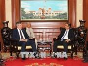 Ho Chi Minh-Ville souhaite intensifier sa coopération avec la Roumanie