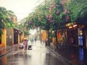 À Hôi An, la pluie du matin réjouit le pèlerin