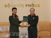 Le Vietnam et le Myanmar souhaitent approfondir la coopération de défense