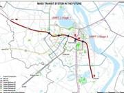 Hanoï : Coopération pour la ligne ferroviaire urbaine et la construction du stade Hang Dây
