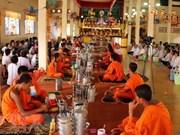 Le PM adresse ses félicitations aux Khmers à l'occasion de la fête Chol Chnam Thmay