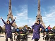 """""""Paris est juste la première étape de mon parcours"""""""