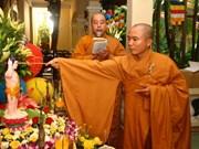 Célébration du Nouvel An traditionnel des pays d'Asie du Sud-Est à Ho Chi MInh-Ville