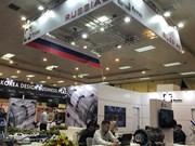 Ouverture de Vietnam Expo 2018 à Hanoï