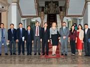 La SFI aide Ho Chi Minh-Ville dans la construction d'une ville intelligente