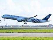 Vietnam Airlines a reçu les 12 appareils A350-900