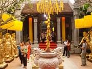 Une fête traditionnelle dans l'ancien quartier de Hanoi