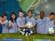 Lancement de Gazprom Football for Friendship 2018 au Vietnam