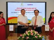 Le groupe vietnamien GFS signe un accord de coopération avec le groupe chinois Sunward