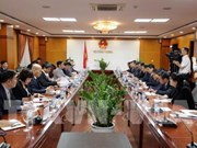 Pour promouvoir les relations commerciales Vietnam-Chine