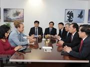 Le Vietnam et le Mexique partagent les expériences en matière d'information pour l'étranger