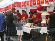 Le Vietnam à la foire Bazar en Argentine