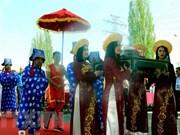 Des Vietnamiens en République tchèque célèbrent la fête des rois fondateurs Hung