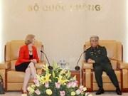 Le Vietnam veut élargir la coopération défensive avec la Nouvelle-Zélande