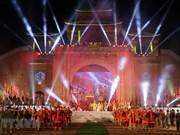 Anniversaire de la fondation du Dai Co Viet : cérémonie du culte Kinh Thien à Ninh Binh