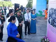 HCM-Ville: Une exposition en l'honneur de la Journée de la Libération du Sud