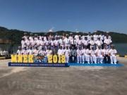 Le Vietnam participe à l'exercice naval KOMODO 2018