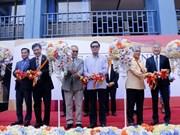 Lancement d'un projet de coopération entre FPT et le Sengsavanh College (Laos)