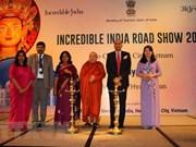Programme de promotion du tourisme de l'Inde à Ho Chi Minh-Ville