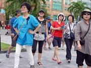 Hô Chi Minh-Ville vise 1,5 million de touristes chinois en 2020