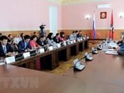 La coopération Hanoï-Moscou contribue au développement des relations Vietnam-Russie
