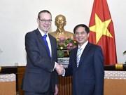 Promouvoir le partenariat stratégique Vietnam-Royaume-Uni