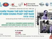 Conférence sur des mémoires partagées France – Vietnam 1914-1918