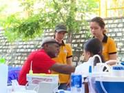 Soins médicaux gratuits en faveur des malentendants de provinces du Centre