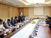 Le Vietnam et le Laos accélèrent la construction du siège de l'AN laotienne