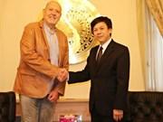 Des parlementaires tchèques vietnamophiles