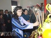 Activités en l'honneur du 128e anniversaire du Président Ho Chi Minh