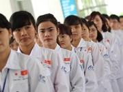 Près de 37.000 travailleurs vietnamiens envoyés à l'étranger en 4 mois